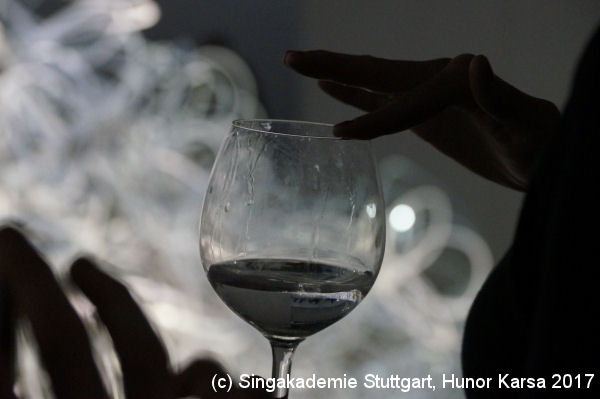 Esenvalds Stars - Gläserklang