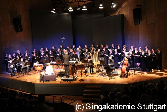 Ode an die Nacht - Liederhalle Stuttgart