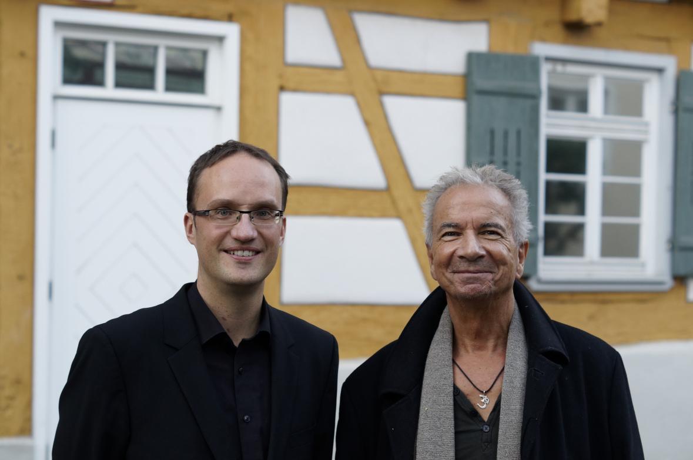 Stefan Weible und Harald Weiss