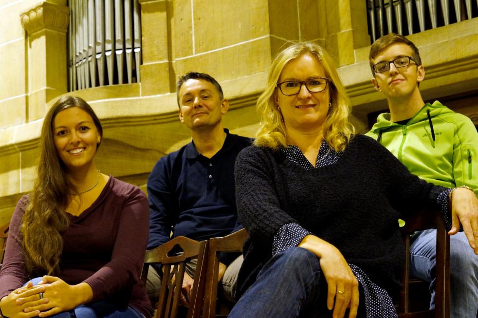 Quartett April