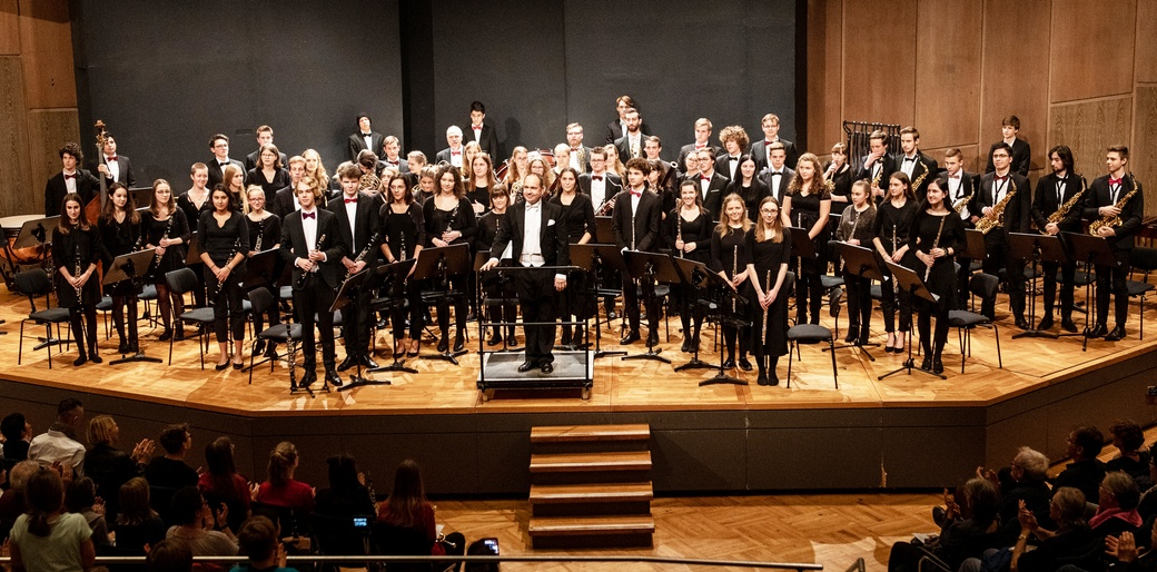 Sinfonisches Jugendblasorchester